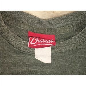 10ea4af5c0b Bravado Shirts - Small HIM Olive Green T-shirt Small Bam Margera